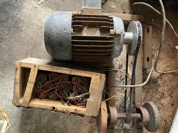 Vand motor electric