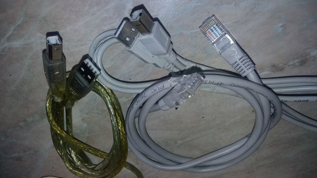 Продам зарядки и шнуры разные