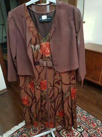 Нарядный комплект от казахстанского дизайнера  р.48-50