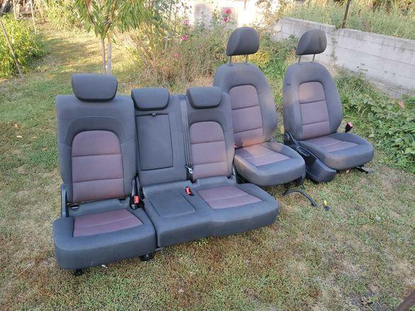 Седалки за Audi Q5
