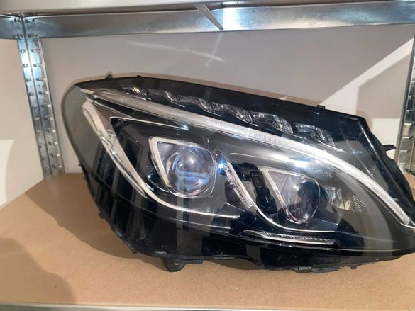 Десен фар Мерцедес Ц класа w205 Mercedes c class desen fad