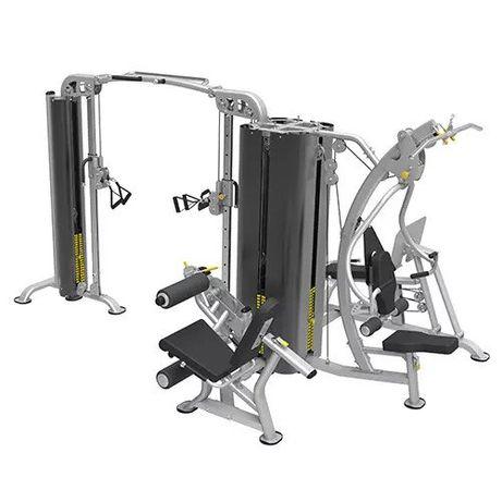Aparat fitness multifunctional profesional 5 STATION MULTI GYM
