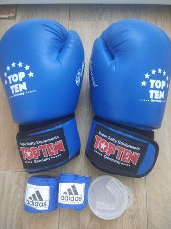Продам б/у боксерские перчатки