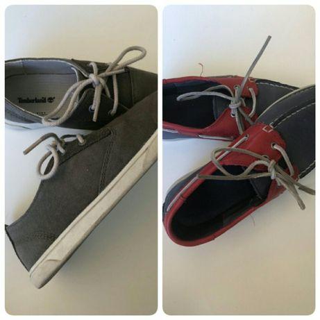 2 чифта обувки Timberland