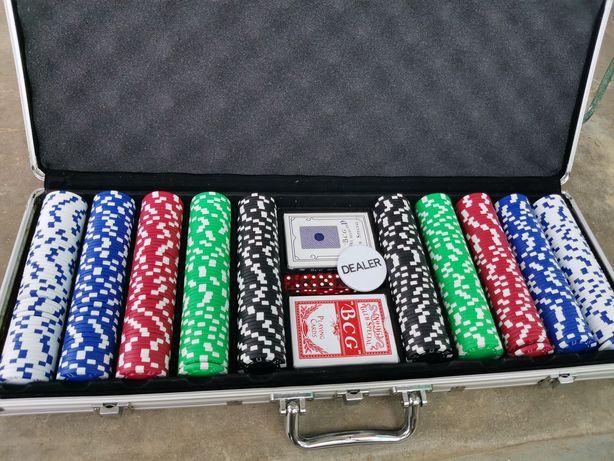 Joc poker sau barbut