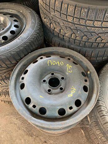 Метални джанти за Фолксваген/Сеат/Шкода/ VW/Seat/Skoda/5×100