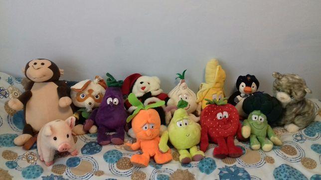 Jucării de pluş, Noi, colecție XXL
