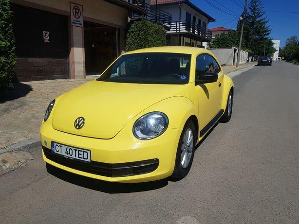 VW Beetle 1.8 TSI