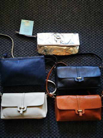 Дамски чанти клъч ZARA