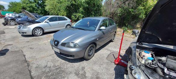 Seat Ibiza 1,4 MPI Юни 2006, Хечбек, Употребяван автомобил, За части