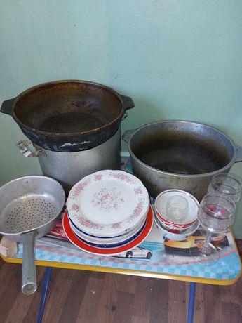 Б/У Посуда разных видов