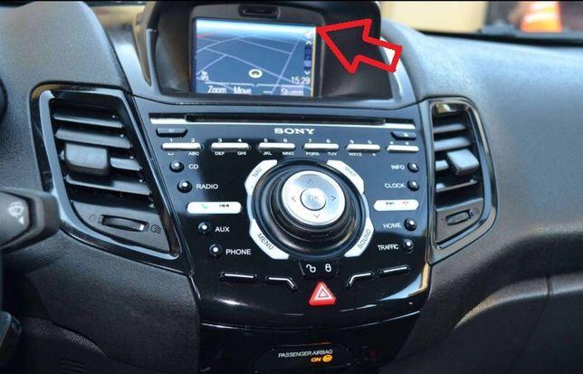 Card Harta Navigatie GPS-Ford MFD-Focus,Fiesta,Kuga,C-Max-Romania 2019