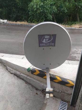 Сателитна чиния употребявана