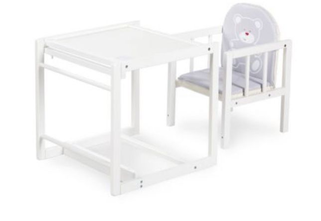 Scaun masa transformabil in birou