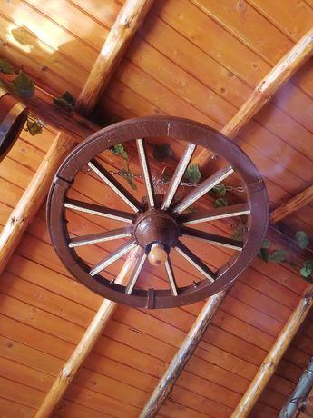 Полилей колело от каруца