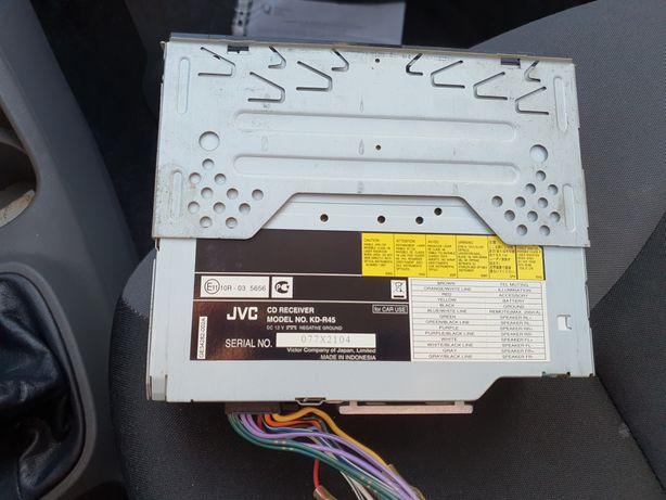 Radio CD auto JVC