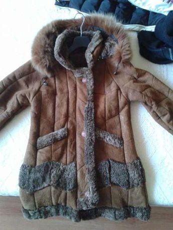 кожено дамско яке - естествена кожа
