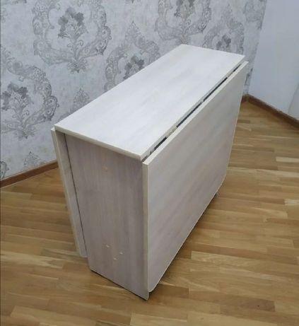 стол книжка + раскладной стол + стол трансформер