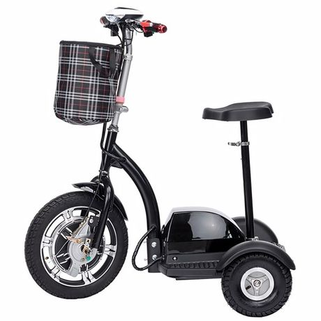 Tricicleta electrica NOUA pentru INVALIZI, BATRANI, DOAMNE 50-150kg
