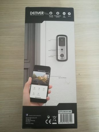 Sonerie inteligenta, aparat umiditate și detector fire perete