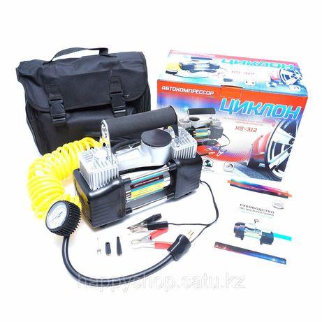 Автомобильный компрессор Циклон Ks-312