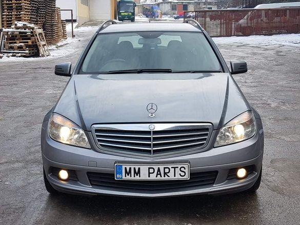 Mercedes W204 C220CDI 651 Blueefficiency 170к.с. комби НА ЧАСТИ!