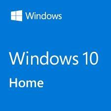 instalez Windows 10 home