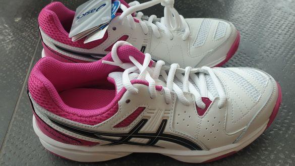 Чисто нови дамски маратонки Asics gel qualifier, номер 37,5