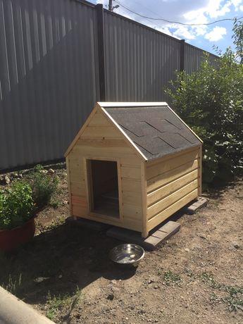 Продам будки и клетки для собак