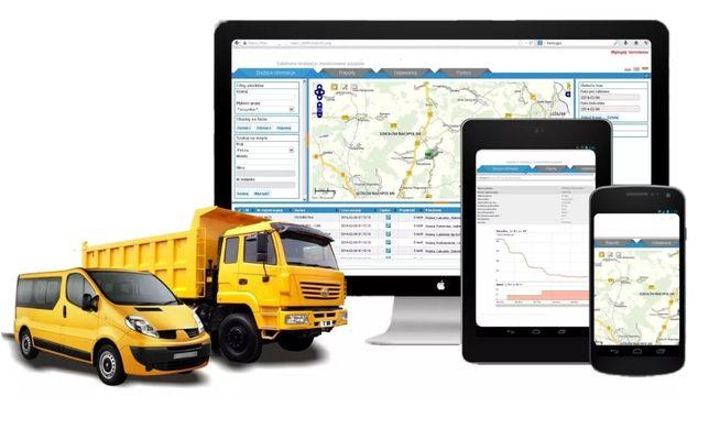 GPS мониторинг, маячки, контроль расхода топлива