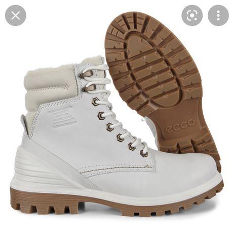 Ботинки зима ecco
