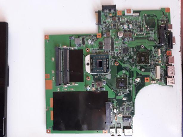 Placa de baza laptop MSI-CR630 MS-168B