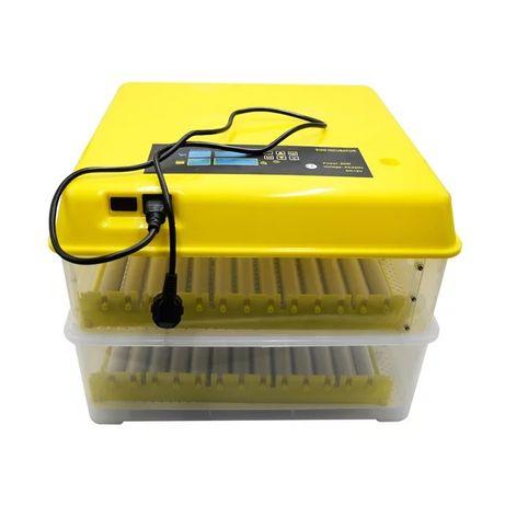 Автоматичен инкубатор на ролки и двойно захранване 220+12V