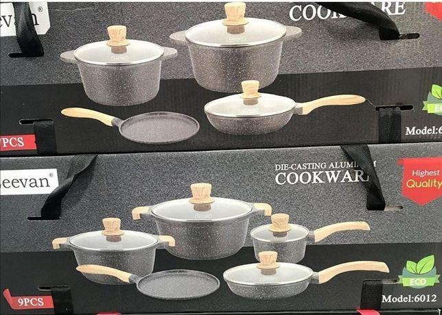 Набор каменной посуды