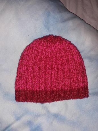 Новая шапка на подростка