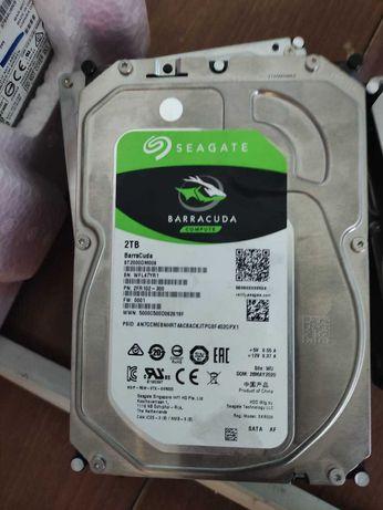 Продам жёсткий диск HDD Seagate / Toshiba 2TB