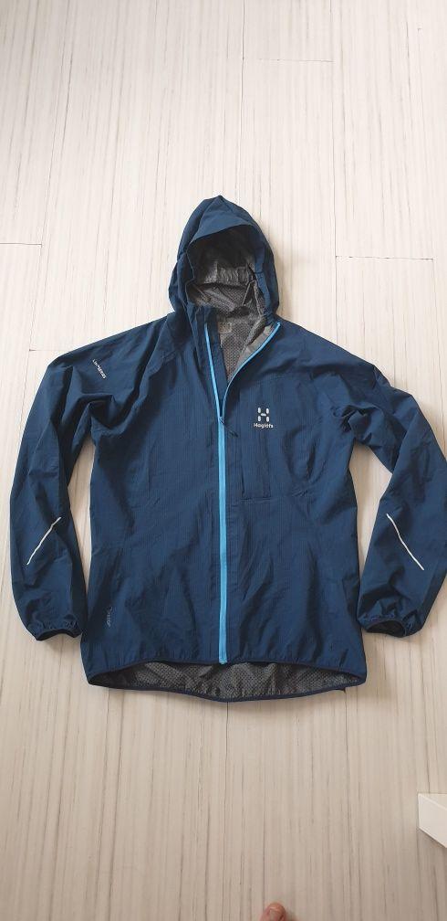 Haglofs L.I.M Proof Jacket Womens Size M ОРИГИНАЛ! Олекотено Яке!