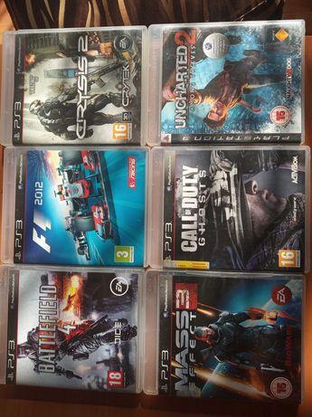 Игри за PS3 цената е за бройка