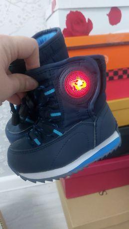Детский обувь почти как новый Б/у