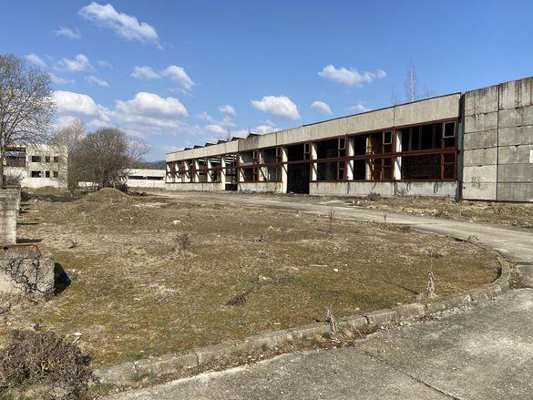 Производствен имот в Трекляно