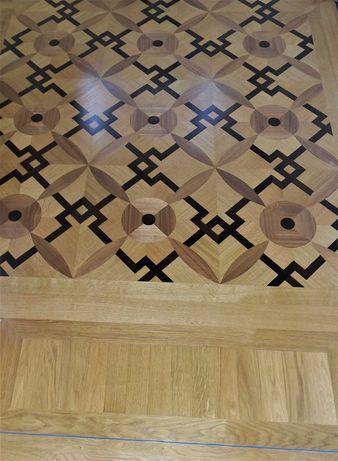 Restaurare si montaj pardoseli interioare din lemn (ex.:parchet)