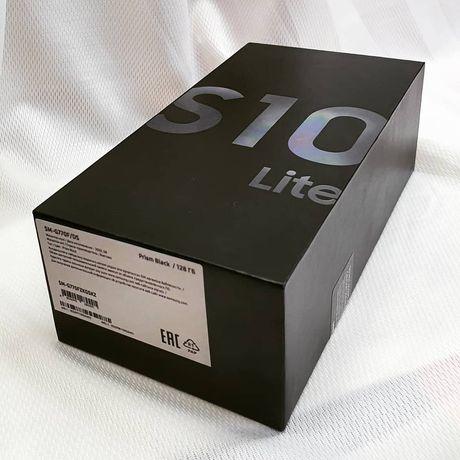 Новый Samsung S10 Lite 128gb  гарантиия