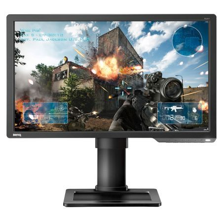 Monitor LED BenQ Professional Gaming XL2411 24 inch,144Hz, 1ms ,GTG 3D