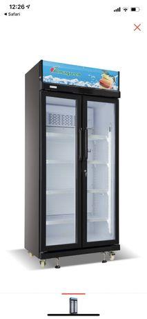 Витринный холодильник Almagreen 560