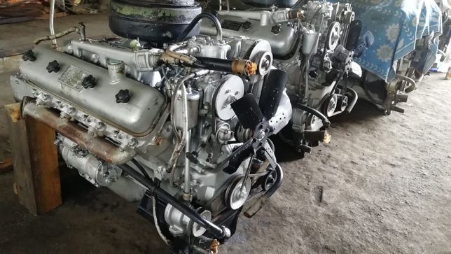 Трактор К700, двигатели ЯМЗ 238 с военной консервации