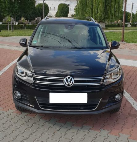Vand VW TIGUAN 2.0 TDI 4 Motion