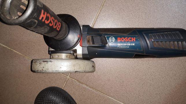 Vand polizor unghiular Bosch
