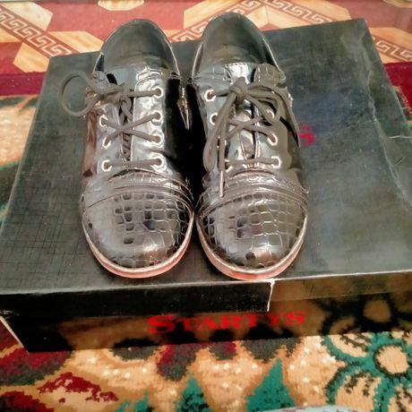 Лакированные батиночки