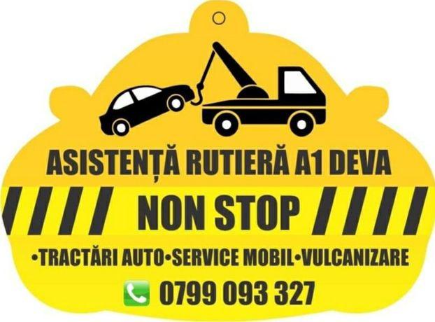 Service mobil A1 Autostrada Deva Non Stop
