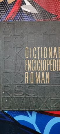 Lot 13 bucati dictionar enciclopedic roman